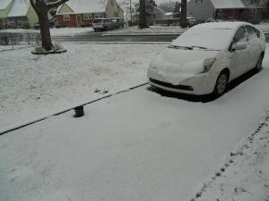 Let it snow, let it snow, let it snow! (and let some one else come shovel for me)