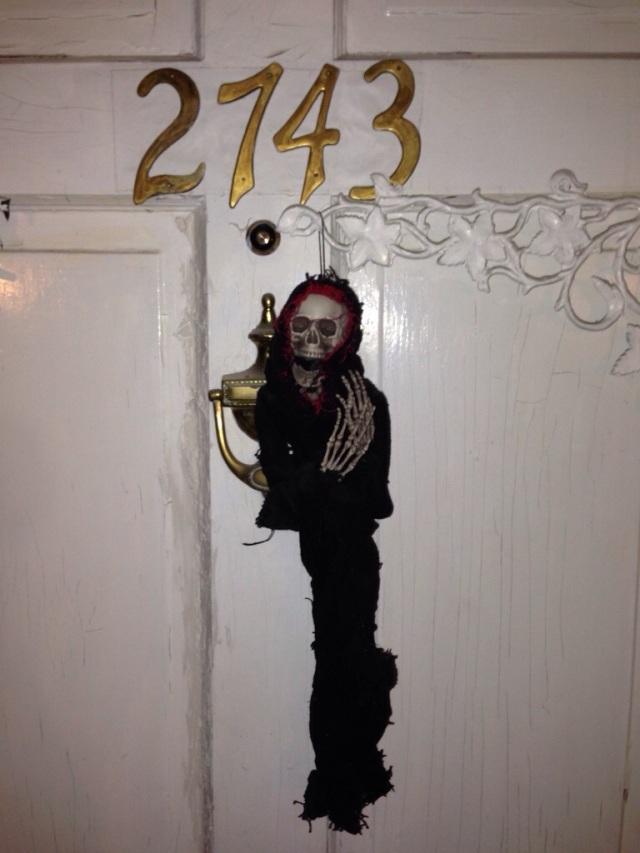 Creepy Doorman