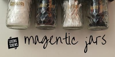 magentic jars